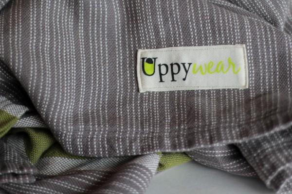 Uppywear logo lable