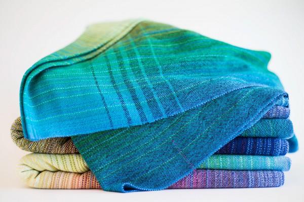 3.0m Green Linen Weft