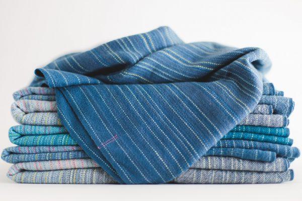 Collective 3.6m Dark Blue Cotton Weft