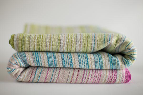 natural linen weft