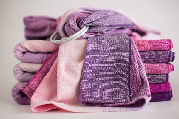 Ring Sling, Cotton Weft