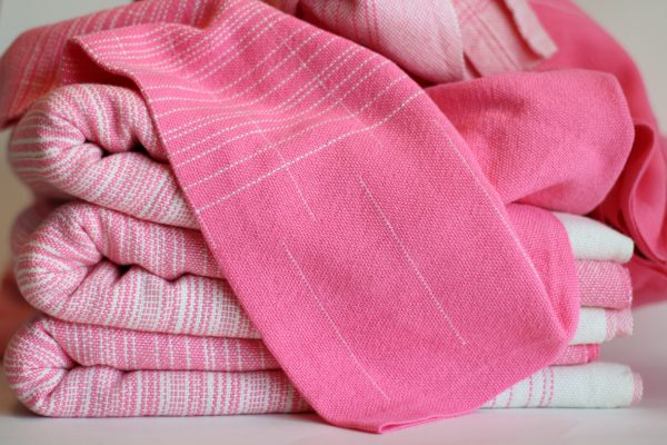 5.0m, Pink Cotton Weft, Blessing Thread MM