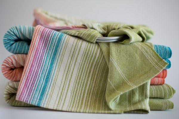 Pistachio Ringsling Cotton
