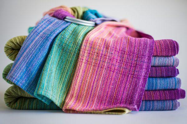 Ringsling Silk Natural