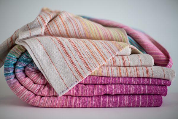 3.6m Natural Linen Weft