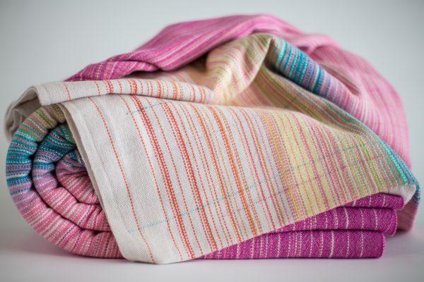 4.5m Natural Linen Weft