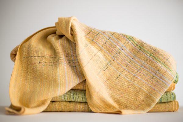 4.2m Natural Silk Weft